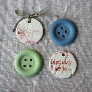 Buttons and Tags